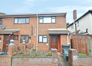Thumbnail 3 bed end terrace house for sale in Salisbury Road, Woodside, Croydon