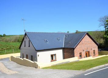 Thumbnail 4 bed detached bungalow for sale in Henfwlch Road, Carmarthen