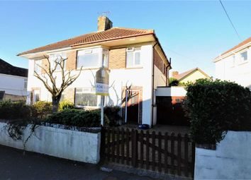 Thumbnail 3 bed semi-detached house for sale in Summerleaze Ave, Bude, Cornwall