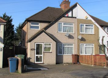 Thumbnail 3 bed semi-detached house to rent in Windsor Road, Harrow Wealdstone