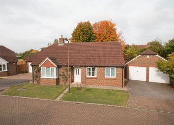 Thumbnail 3 bed detached bungalow for sale in Abbots Close, Boxgrove, Chichester