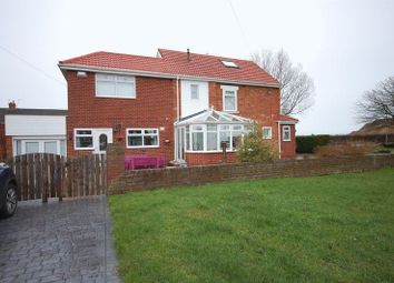 Thumbnail 4 bedroom semi-detached house for sale in Broom Close, Morpeth