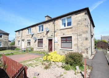 Thumbnail 2 bed flat for sale in Forrest Street, Shotts, North Lanarkshire, United Kingdom