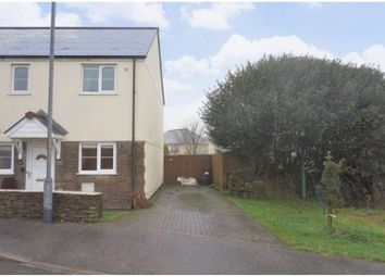 Thumbnail 3 bed semi-detached house to rent in St. Michaels Way, St. Austell