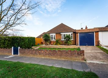 Thumbnail 4 bed bungalow for sale in Manor Farm Avenue, Shepperton