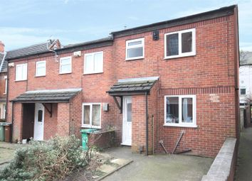 Thumbnail 3 bed town house for sale in Portland Road, Nottingham