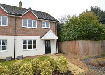 Thumbnail 4 bed town house for sale in Scholars Place, Walton-On-Thames