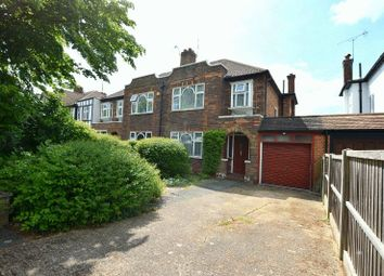 Thumbnail 3 bed semi-detached house for sale in Sherington Avenue, Pinner
