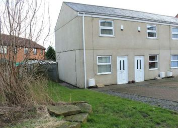 Thumbnail 1 bed end terrace house for sale in Pinxton Court, Wharf Road, Pinxton, Nottingham