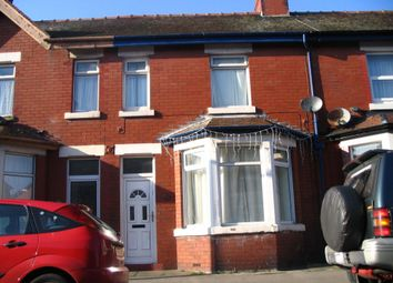 Thumbnail 3 bed terraced house for sale in Addison Road, Fleetwood