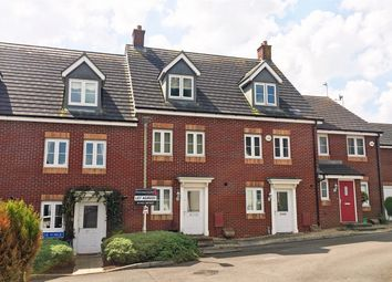Thumbnail 3 bed terraced house to rent in The Forge, Off Horseshoe Way, Hempsted, Gloucester