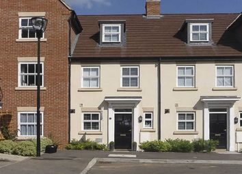 Thumbnail 3 bedroom town house for sale in Stonebridge Grove, Monkston Park, Milton Keynes