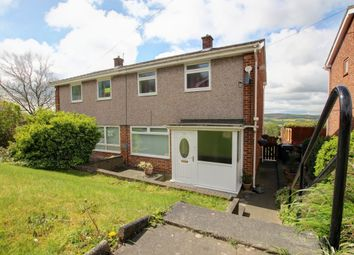 Thumbnail 2 bed semi-detached house for sale in Easedale Gardens, Gateshead