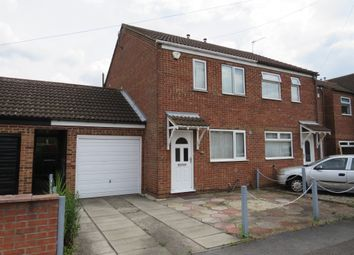 Thumbnail 2 bedroom semi-detached house for sale in Rugby Close, Nottingham