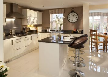 "Thumbnail 5 bedroom detached house for sale in ""Manning"" at Station Road, Warboys, Huntingdon"