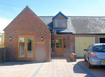 Thumbnail 1 bed semi-detached house to rent in Georges Close, Charmouth