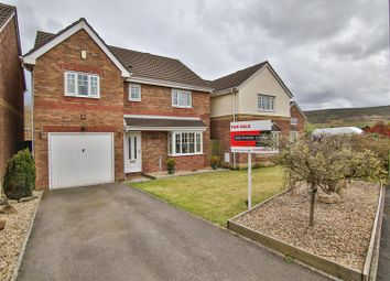 Thumbnail 4 bed property for sale in Springfield Gardens, Hirwaun, Aberdare