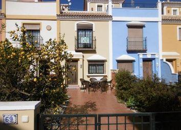 Thumbnail 2 bed terraced house for sale in Los Alcázares, Los Alcázares, Spain