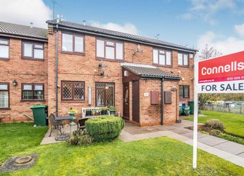 Thumbnail 1 bed maisonette for sale in Livingstone Road, West Bromwich