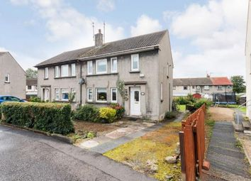 Thumbnail 4 bed semi-detached house for sale in Trabboch Avenue, Drongan, East Ayrshire, Scotland