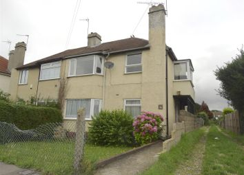 Thumbnail 2 bed maisonette for sale in St. Marks Avenue, Northfleet, Gravesend
