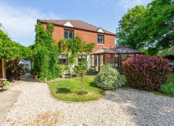 Cufaude Lane, Bramley, Hampshire RG26. 5 bed detached house
