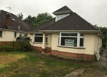 Thumbnail 4 bed detached bungalow to rent in Whitehayes Road, Burton, Christchurch