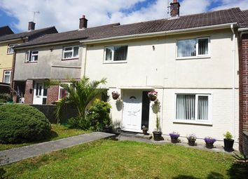Thumbnail 3 bed terraced house for sale in Pendeen Crescent, Plymouth