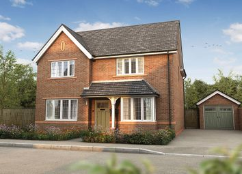 "Thumbnail 4 bedroom detached house for sale in ""The Shirley"" at Heath Lane, Lowton, Warrington"