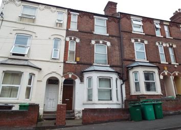 Thumbnail 4 bed terraced house to rent in Maples Street, Nottingham