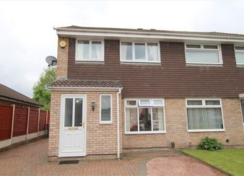Thumbnail 3 bedroom property for sale in Dunoon Close, Preston