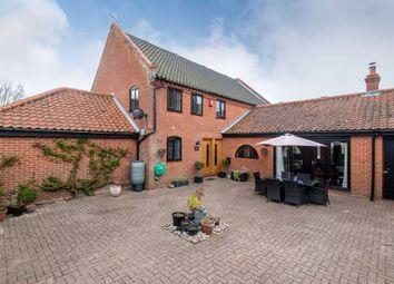 Thumbnail 5 bed link-detached house for sale in Horses Head, Upton