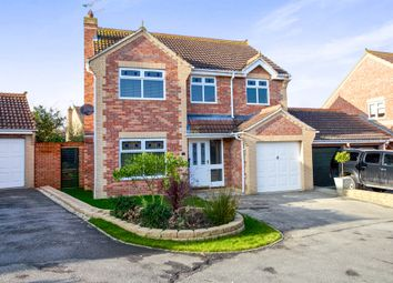 Thumbnail 4 bedroom detached house for sale in Henley Way, Ely