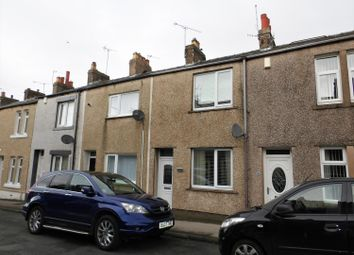 Thumbnail 2 bed terraced house for sale in George Terrace, Maryport