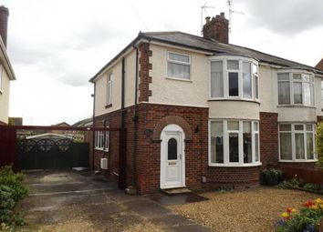 Thumbnail 3 bed semi-detached house for sale in Eyebury Road, Eye, Peterborough, Cambridgeshire