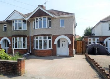 Thumbnail 3 bed property to rent in Brooklands Avenue, Swindon