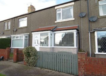 Thumbnail 2 bed terraced house for sale in Windsor Terrace, Amble, Morpeth