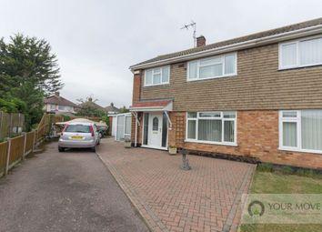3 bed semi-detached house for sale in Breydon Way, Lowestoft NR33