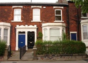 Thumbnail 3 bed terraced house to rent in Brackenbury Road, Preston