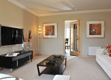Thumbnail 3 bedroom detached house for sale in The Kinkell, Levenbank Drive, Leven, Fife