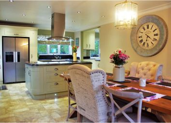 Thumbnail 5 bed detached house for sale in Sandhill Lane, Bedale