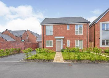 Thumbnail 4 bed detached house for sale in Rowan Drive, Branston, Burton On Trent, Staffordshire