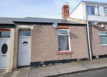 Thumbnail 1 bedroom cottage for sale in Trinity Street, Sunderland