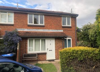 Thumbnail 1 bed end terrace house to rent in Ambleside Way, Egham