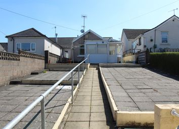 Thumbnail 2 bedroom semi-detached bungalow for sale in Crumlin Road, Pontypool