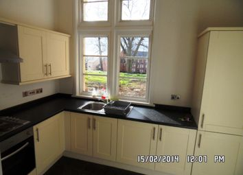 Thumbnail 1 bed flat to rent in Grosvenor Gate, Humberstone, Leicester