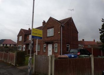 Thumbnail 3 bed semi-detached house for sale in Bernard Avenue, Mansfield Woodhouse, Mansfield, Nottinghamshire