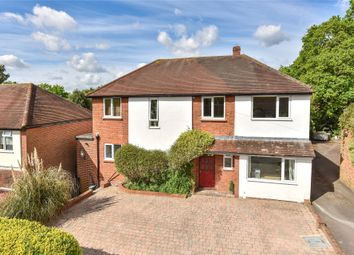 Thumbnail 5 bed detached house for sale in Warren Rise, Frimley, Camberley, Surrey