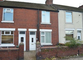 Thumbnail 2 bed terraced house to rent in Doncaster Road, Rotherham