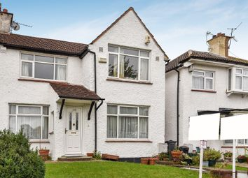 Thumbnail 3 bed end terrace house for sale in Norbury Court Road, London
